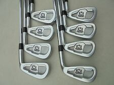 Callaway X Forged Iron set Golf Club 3-P Right Hand Rifle Steel Shaft 6.5 Black