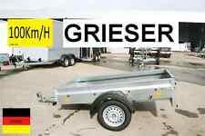Neu 750kg Anhänger + 100 km/h Ausführung 205x110x30 cm Humbaur Made in Germany