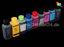 Non OEM 9x 1l 1000ml pigmento tinta Refill Ink for Epson r3000 R 3000 CISS 1 l kg