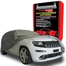 4WD CAR COVER AUTOTECNICA STORM GUARD XTRA LARGE TOYOTA LANDCRUISER 100,200 ETC