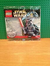 LEGO  STAR WARS RARE CHROME DARTH VADER POLYBAG SEALED BRAND NEW