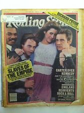 ROLLING STONE MAGAZINE 1980 CARRIE FISHER HARRISON FORD MARK HAMILL STAR WARS