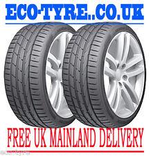 2X Tyres 235 45 R17 97Y XL Hankook Ventus S1 Evo2 K117 E A 71dB