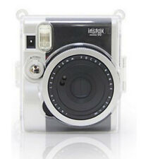 [Fujifilm Instax Mini 90 Camera Case]-- CAIUL Transparent Crystal Comprehensive