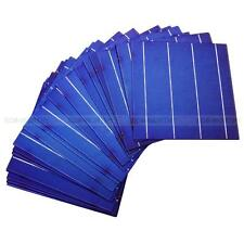 40pcs 6x6 Solar Cells 4.3W/Pcs High Efficiency Suitable for Solar Panel DIY