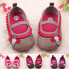 Toddler Baby Girl Flower Shoes Crib Prewalker 0 To 18 Months Babyshoes Lovable