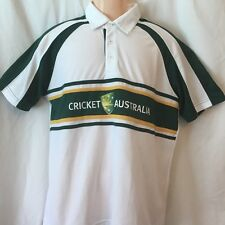 CRICKET AUSTRALIA Genuine Product Men's Polo Shirt Size S (excellent) (T219)