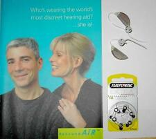 A NEW PAIR OF OPENFIT Best Selling GN Resound AIR 60 HEARING AIDS ~READY 2 WEAR~