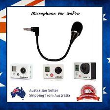 GoPro Microphone For Hero 3+ 3 2 HD Flexable Hold Mic for Go Pro Hero3+ Hero2