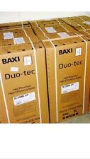 Baxi Duo Tec 28 Combi Boiler with NEW ErP PUMP & Flue & Loop *7 YEARS WARRANTY*