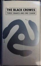 The Black Crowes - Three Snakes And One Charm (Cassette) -MINT- NEW-SIGILLATA
