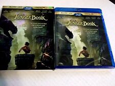 Disney's The Jungle Book (Blu-ray+DVD+Digital HD) New w/Slipcover in hand
