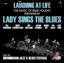 LADY SINGS THE BLUES - LAUGHING AT LIFE   CD NEU