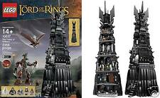 LEGO Lord of the Rings 10237 Tower of Orthanc New Sealed Set LOTR