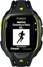 Timex TW5K84500F5 Ironman Run X50+ Fitness Smartwatch