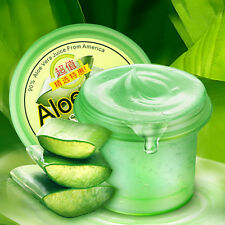 Aloe Vera Gel Scar Acne Removal Pockmark Whitening Moisturizing Cream Emulsion