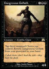 4X Gangrenous Goliath - LP - Onslaught MTG Magic Cards Black Rare