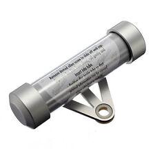 Secure Harley Davidson HD Tube Insurance Document Cylinder Holder Waterproof