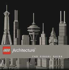 LEGO ARCHITECTURE The Visual Guide (2014) NEW HB book buildings Adam Reed Tucker