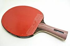 XVT EBONY ROSEWOOD With Tenergy 80  Rubber Hand assemble table tennis Racket