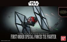 Bandai 1/72 STAR WARS FIRST ORDER SPECIAL FORCES TIE FIGHTER The Force Awakens