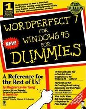 WordPerfect 7 For Windows 95 For Dummies (For Dummies (Computer/Tech)) Young, M