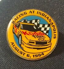 Racing At INDIANAPOLIS 1994 ~ Kodak Film ~ Souvenir Pin