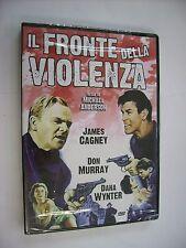 IL FRONTE DELLA VIOLENZA - DVD SIGILLATO PAL - JAMES CAGNEY - DON MURRAY