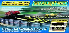 * SCALEXTRIC C8511 Sport Track Extension Pack Kit 2 1:32 Scale Accessory