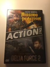 Missing in Action/Delta Force 2 (DVD, 2010)