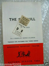 1964 Theatre Programme+ Ticket  THE SEAGULL by A Chekhov