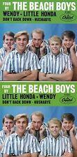 CD SINGLE The BEACH BOYS Four By The Beach Boys - SINGLE REPLICA 8-TRACK CARD SL
