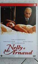 NELLY & MONSIEUR MR ARNAUD (1995) DVD RARO FC Sautet Serrault Beart OOP