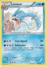 Leviator -Noir & Blanc-Dragons Exaltés-24/124-Carte Pokemon France Neuve