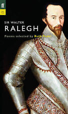 Sir Walter Ralegh (Poet to Poet), Padel, Ruth, New Book