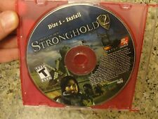 stronghold 2 disk 1 INSTALL firefly 2k games video  two #2