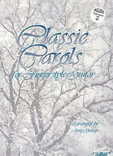 TO CLEAR CLASSIC CAROLS FOR FINGERSTYLE GUITAR SONG BOOK & CD 22 SONGS ON SALE