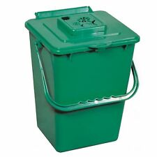 Kitchen Food Trash Compost Bin Bucket Pail Mini Countertop Composter Container