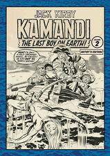 Jack Kirby Kamandi Volume 2 Artist's Edition HC IDW New NM