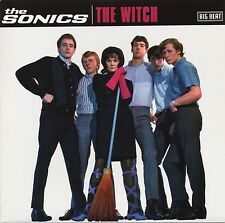 "THE SONICS The Witch 4-track vinyl 7"" EP NEW garage punk unreleased tracks"