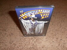WRESTLEMANIA VII 7 wwe dvd BRAND NEW FACTORY SEALED wrestling