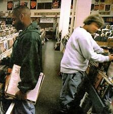 Endtroducing - Dj Shadow (1996, CD NIEUW)
