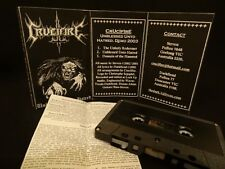 CRUCIFIRE Unblessed unto Hatred / 2003 / DEMO MC CASSETTE