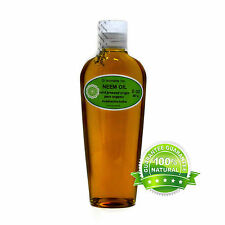 8 OZ PURE NEEM OIL ORGANIC COLD PRESSED FREE SHIPPING