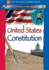 Just the Facts: The United States Constitution (2004, REGION 1 DVD New)