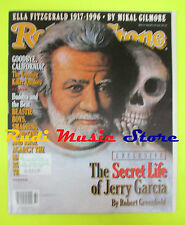 ROLLING STONE USA MAGAZINE 740/1996 Jerry Garcia Beastie Boys Jeff Ament No cd