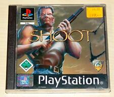Shoot-playstation 1 ps1 jeu