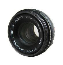 Olympus OM-System Zuiko 50mm F1.8 Lens