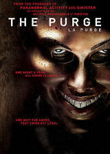 The Purge (DVD Movie; Widescreen) Lena Headsy, Ethan Hawke