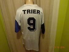 """Eintracht Trier Original Sport Matchworn Trikot """"TRIERER LÖWEN"""" + Nr.9 Gr.L- XL"""